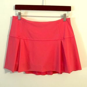 Lululemon Lost in Pace Skirt, Size 8